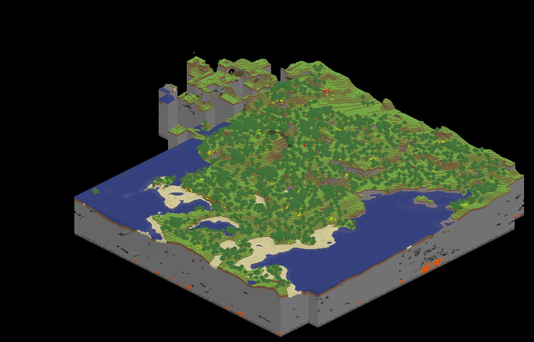 adventuring in minecraft multiplayer  blue kae - option