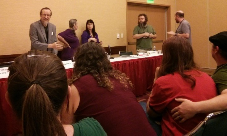 GenCon Writers Panel