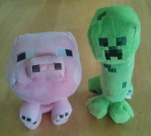 Pig and Creeper