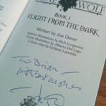 Lone Wold 1 Signed