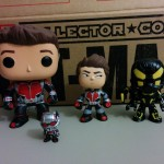 CollCorp Ant-Man Figures