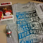 Avengers Stuff