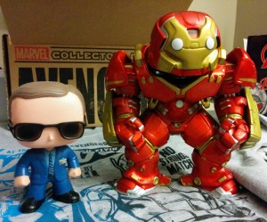 Agent Coulson and the Hulkbuster