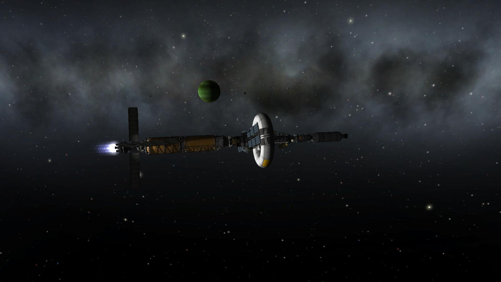 Finally at Jool
